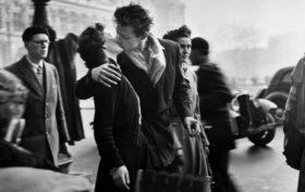 robert-doisneau bacio