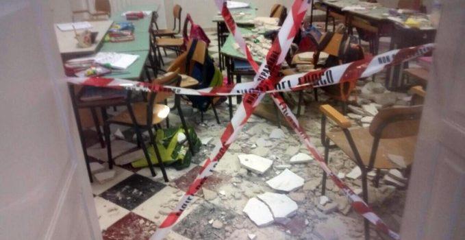 scuola sisma
