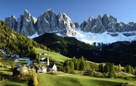 montagne