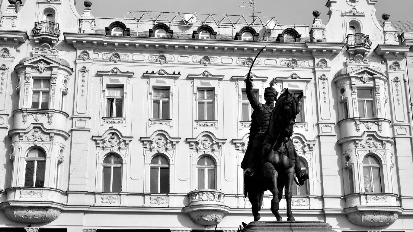 zagabria piazza
