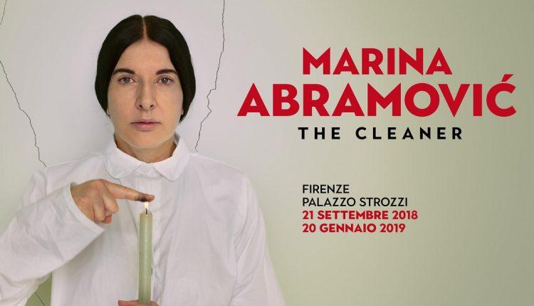 Marina-Abramović-a-Firenze-The-Cleaner-Palazzo-Strozzi-Immagine-Mostra