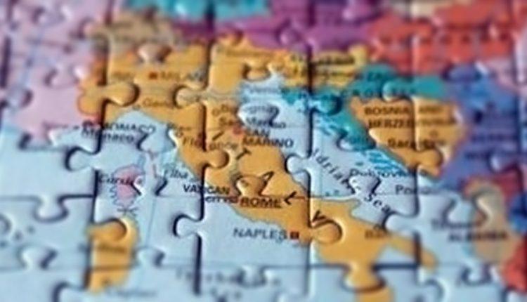 mezzogiorno italia puzzle