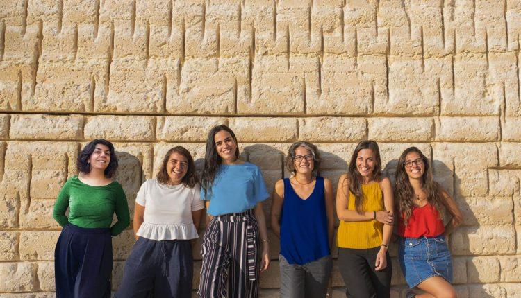 le 6 fondatrici di SardiniaSpopTourism